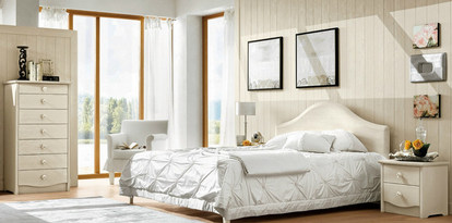 Camera Da Letto Matrimoniale Country.Catalogo Zona Notte Arredamento Country Shabby E Urban Chic