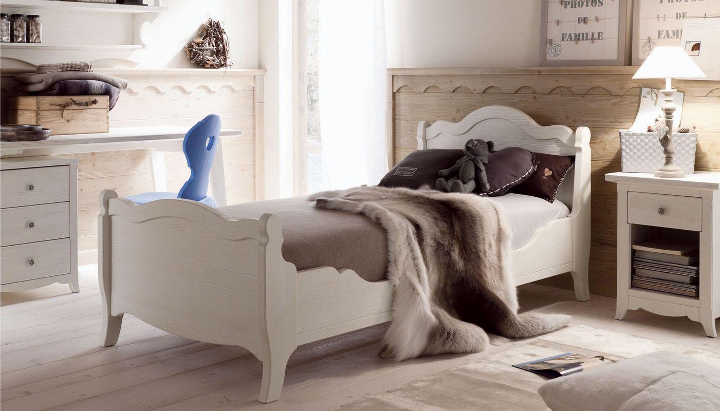 Camera ragazzi - legno massello