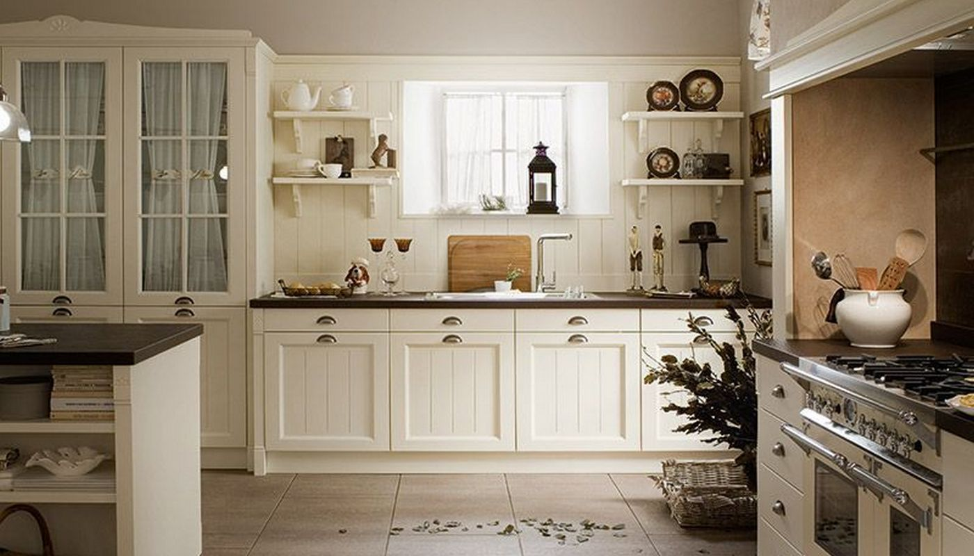 Cucine Shabby Country.Cucine Shabby Country Chic In Vari Colori E Materiali