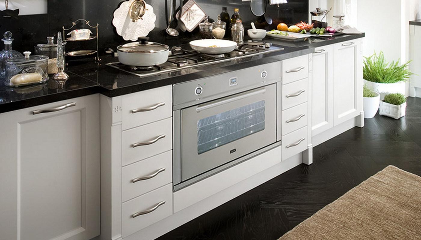 Cucina Shabby colore bianco